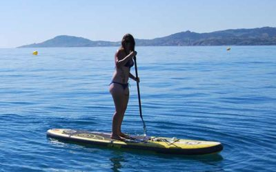 Stand up Paddle rental in Argelès sur Mer (66)