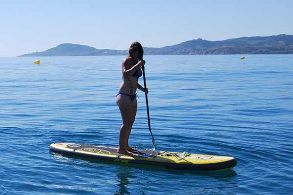 Location de Stand Up Paddle Argelès sur Mer (66)